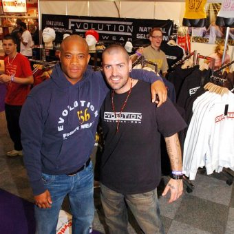Shaun Escoffery & Shane Lynch