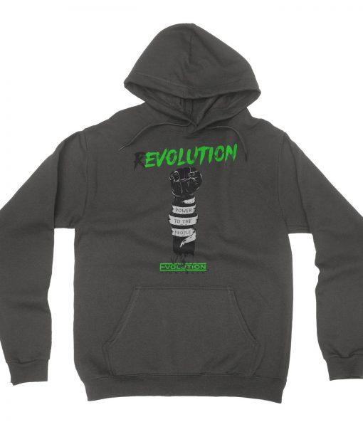 EvolutionRevolutionHoodieGrey