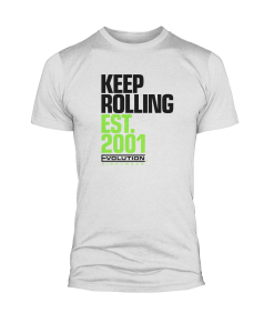 mens-tshirt-keep-rolling-white