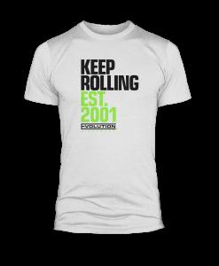 mens-tshirt-keep-rolling-white